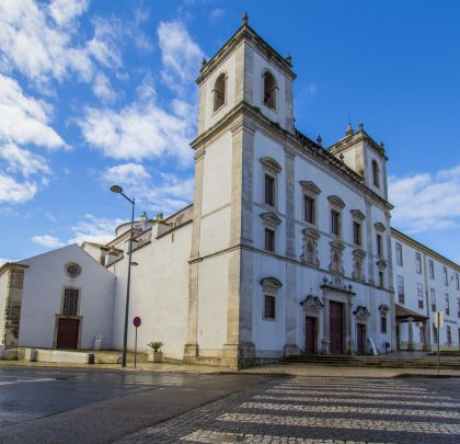 Igreja do Hospital de Jesus Cristo | HOSPITAL DE JESUS CRISTO CHURCH
